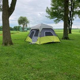tent site 4