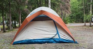 Hidden Lake Campground