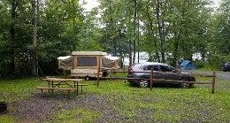 Keen Lake Resort Campground