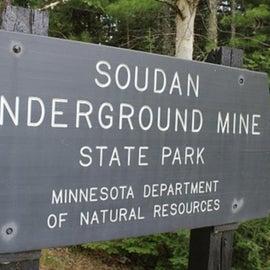 Tour the old iron ore mine