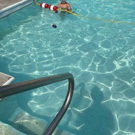 cool water pool