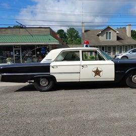 Fun Police Car Tour