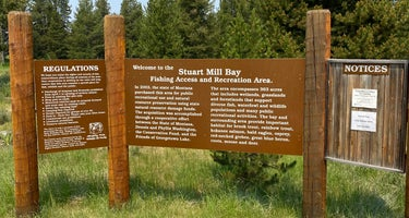 Stuart Mill Bay