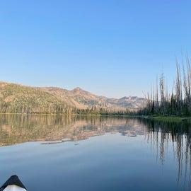 Hazard Lake