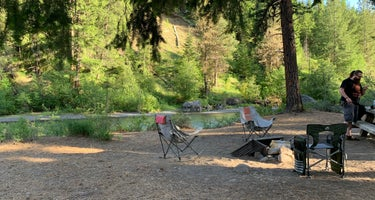 Hause Creek Campground