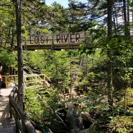 lost river gorge
