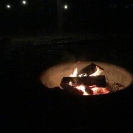 nice fire pit