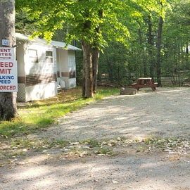 Tidewater Campground Site 108