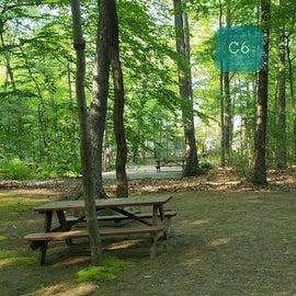 Tidewater Campground Site C6