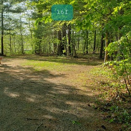 Tidewater Campground Site 16I