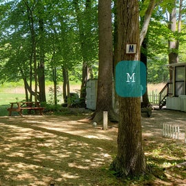 Tidewater Campground Site M