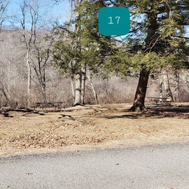 Devil's Hopyard Site 17