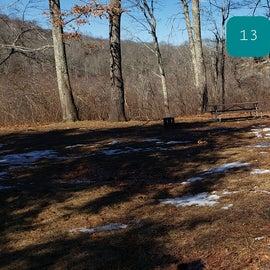 Devil's Hopyard Site 13
