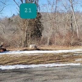 Devil's Hopyard Site 21