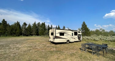 Turpin Meadows Dispersed Campground