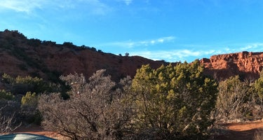 North Prong Primitive Campsite, Caprock Canyons State Park