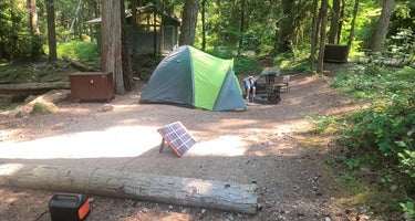 Colonial Creek North Campground