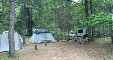 McCarthy Beach Sidelake Campground