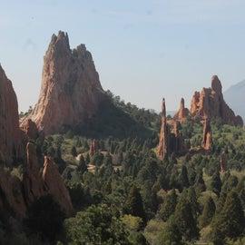 Garden of the Gods National Monument