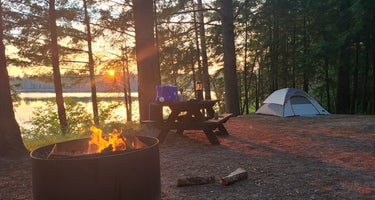 North Gemini SF Campground