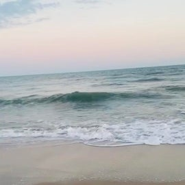 Great views of the ocean