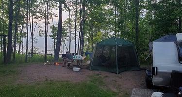 Black River Harbor Campground