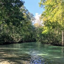 Weeki Wachi Spring River
