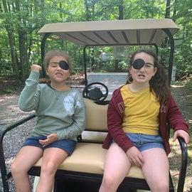 off camp golf cart rentals
