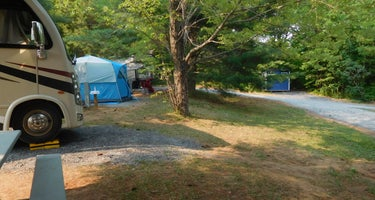 Apostle Islands Area RV park and Camping