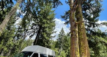 Upper Jamison Campground