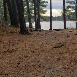 Lake Dennison Site 9