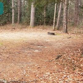 Lake Dennison Site 14
