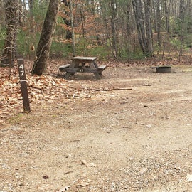 Lake Dennison Site 47
