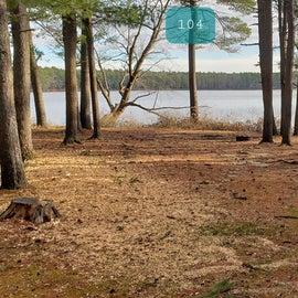 Lake Dennison Site 104