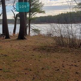 Lake Dennison Site 109