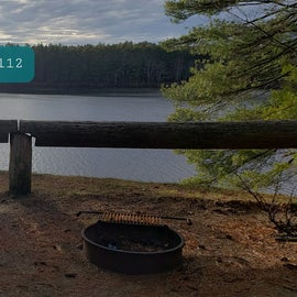 Lake Dennison Site 112