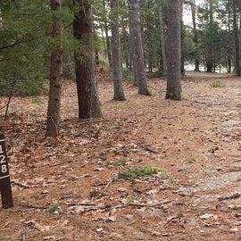 Lake Dennison Site 128
