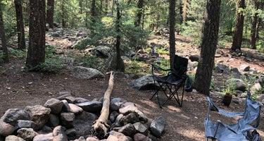 West Fork San Juan River Dispersed Camping