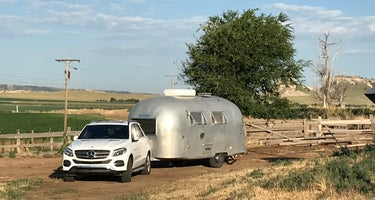 Peaceful Prairie Campsites - Gering, Nebraska