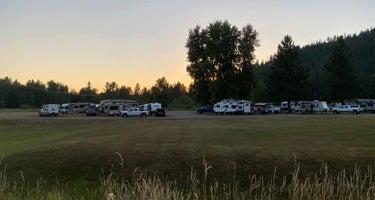 CDA River RV, Riverfront Campground - Formerly Kahnderosa RV Campground