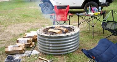 Yankee Springs SRA/Deep Lake Rustic Campground