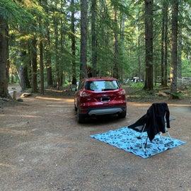 campsite 5-it was huge