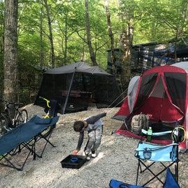 C25 campsite