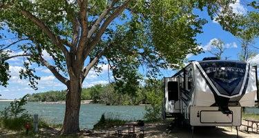 Willow Cove Campground - Merritt Reservoir