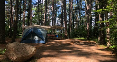 North Trout Lake Campground