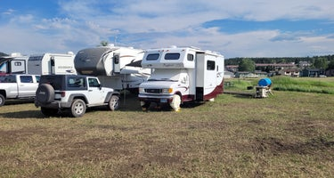 Custers Last Chance RV Park and Campground