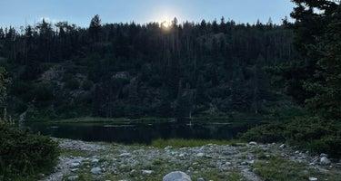 Lower Canjilon Lake Campground