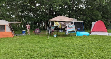 Wolfe's Neck Oceanfront Camping
