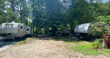 Old Corundum Millsite Campground