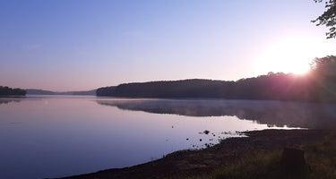 Jackson's Island Campground - Dispersed